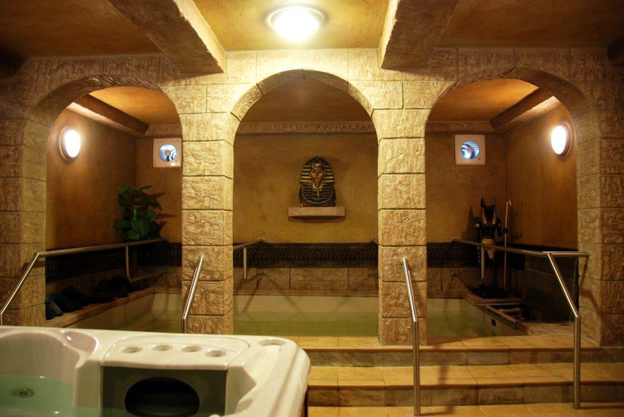 Kleopatrin kúpeľ
